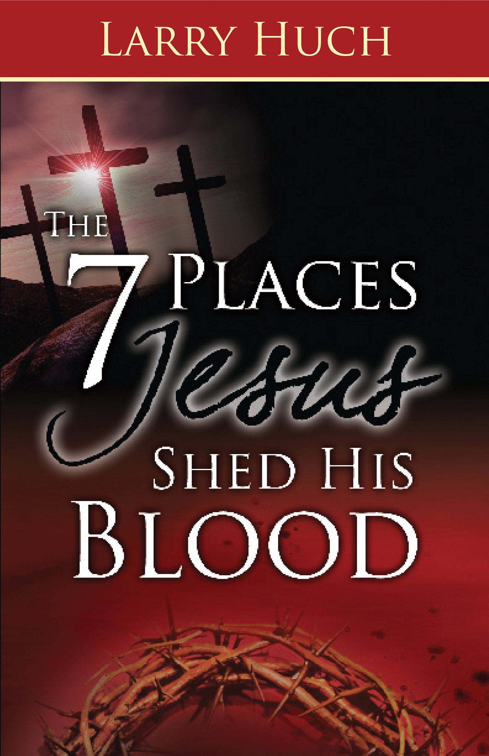 Download 7 Places Jesus Shed His Blood pdf epub