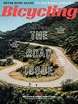 4-Year Bicycling Magazine Subscription