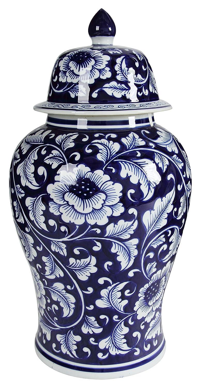 Wonderful Blue Ginger Jar Part - 10: Amazon.com