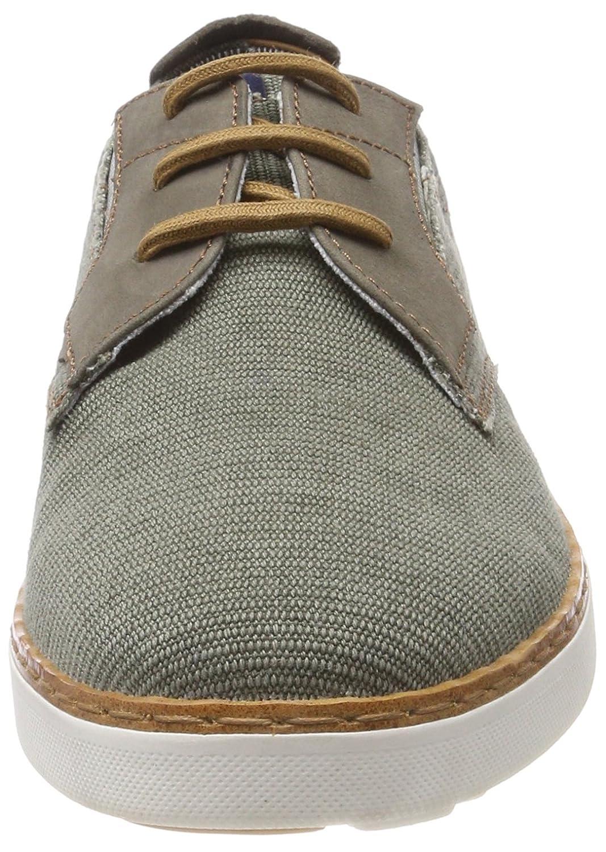 Daniel Hechter 811369026900, Zapatillas para Hombre, Verde (Dark Green 7100), 44 EU