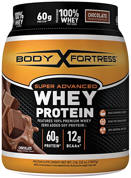 Super Whey protein powder