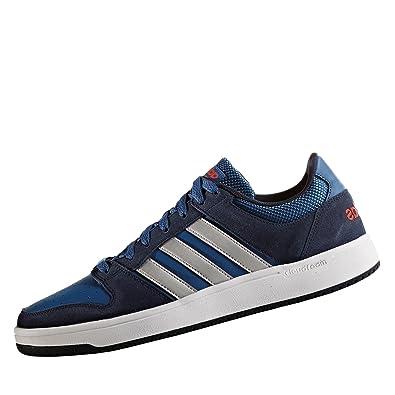 adidas NEO , Baskets pour homme - bleu - Bleu marine/blanc,