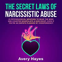 The Secret Laws of Narcissistic Abuse: 21 Psychological Weapons to Read the Mind...