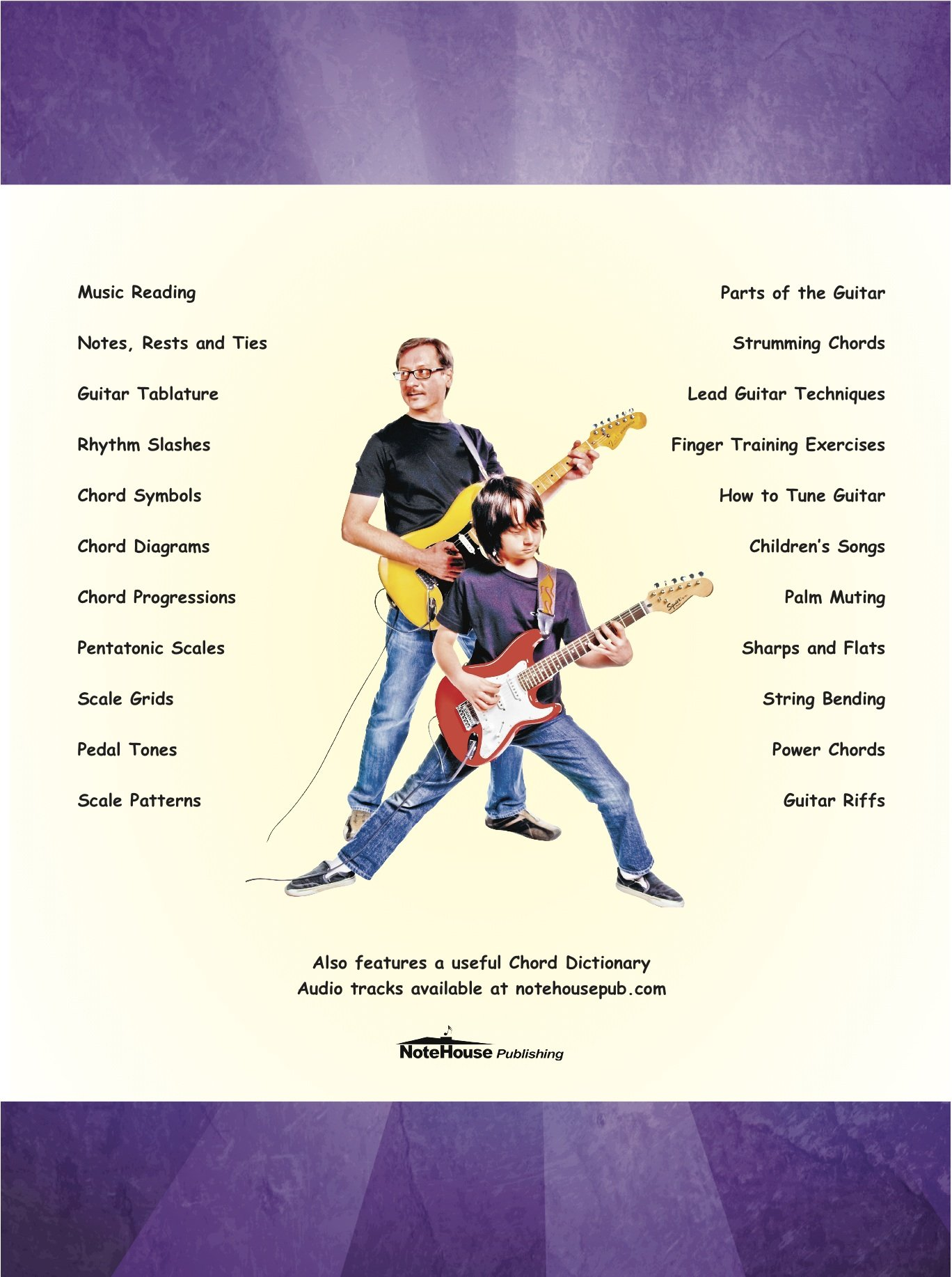 Kids Rock The Ultimate Guitar Primer For Kids Of All Ages Bill
