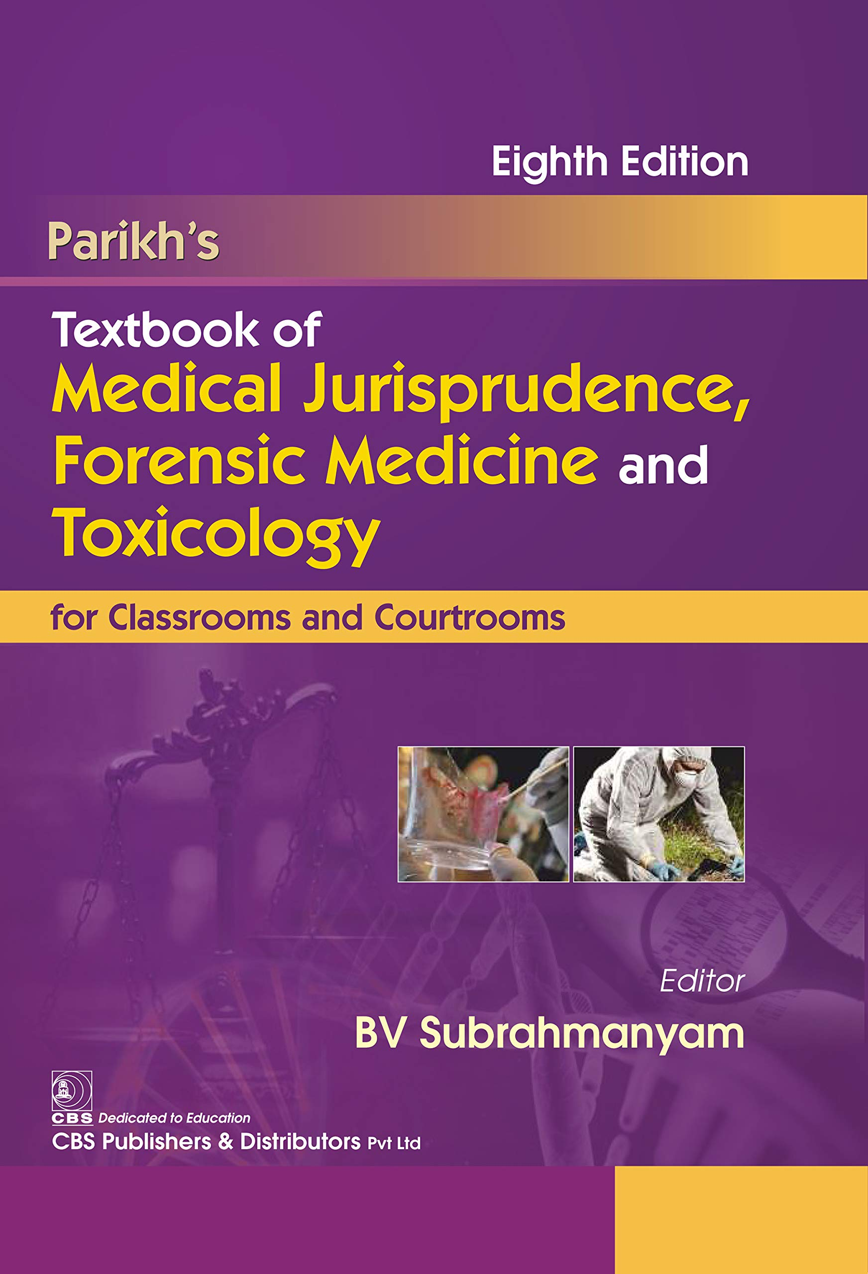 Amazon Com Parikh S Textbook Of Medical Jurisprudence Forensic Medicine And Taxicology Ebook Subrahmanyam B V Kindle Store