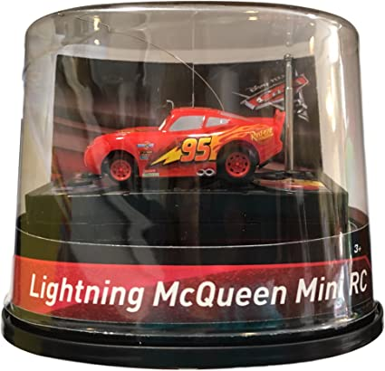 Cars Disney Fabulous Lightning McQueen RC Simple Function Remote Control NEW