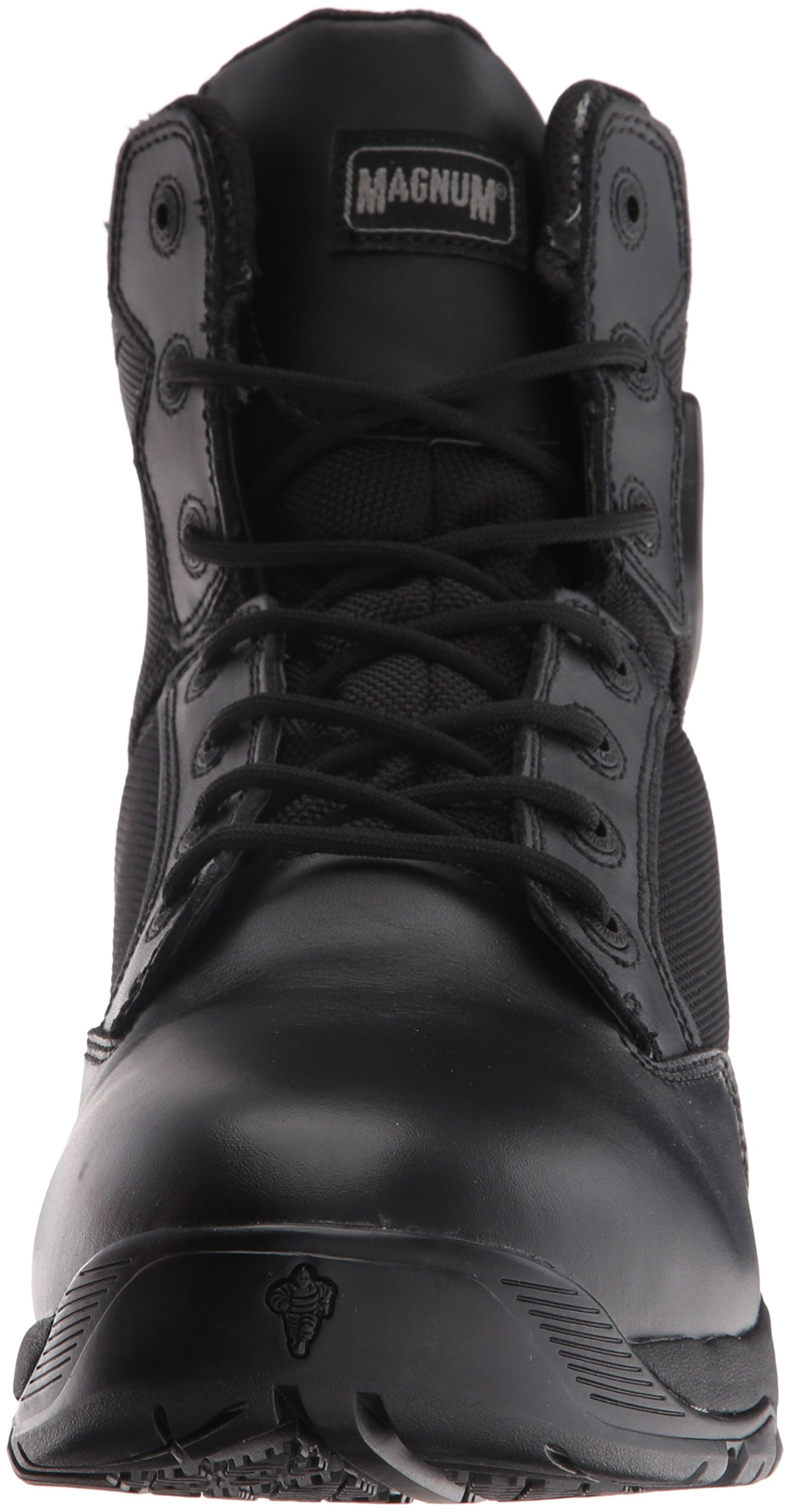 Magnum Men's Strike Force 6'' Waterproof Military & Tactical Boot, Black 14 W US by Magnum (Image #4)