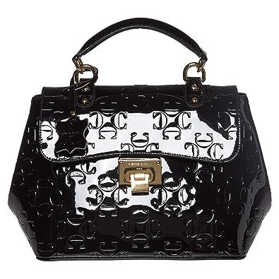 85da204f501 Pierre Cardin Tote Bag for Women - Leather, Black: Amazon.ae: Pierre ...