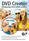 DVD Creator - Einzigartige Filme, Videos selbst erstellen und auf DVD brennen für Windows 10/8.1/8/7