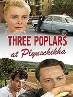 Three Poplars At Plyuschikha