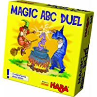 Haba Magic ABC Duel, Multi Color