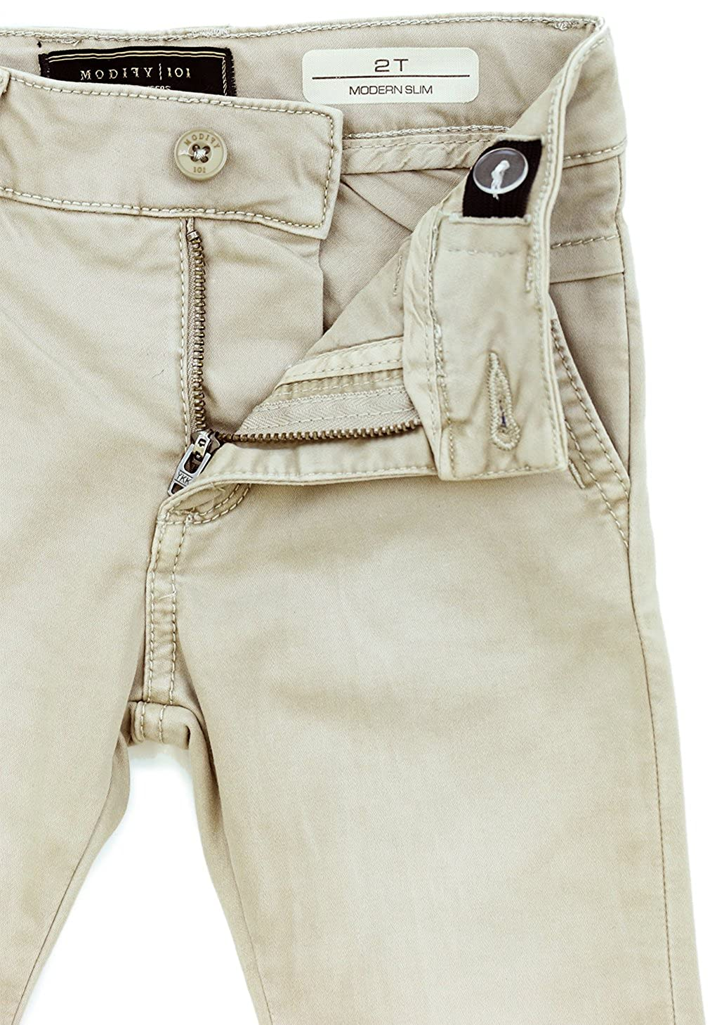 MODIFY 101 Kids Sateen Chino Trousers