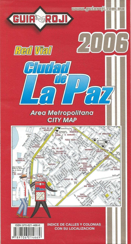 Download RED VIAL CIUDAD DE LA PAZ 2006 pdf