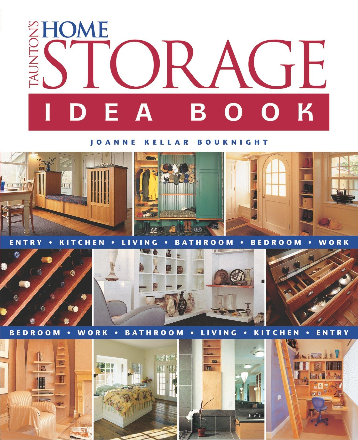 Tauntons Home Storage Idea Book Taunton Home Idea Books