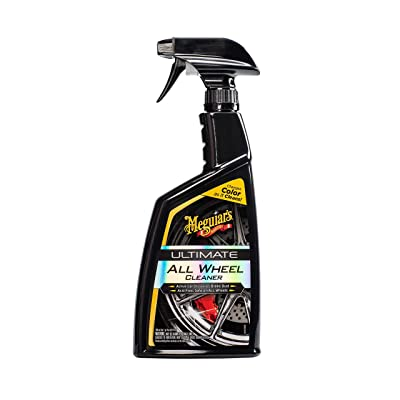 Meguiar'S G180124 Ultimate All Wheel Cleaner, 24 oz: Automotive