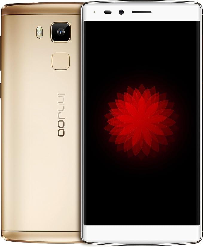 InnJoo - Smartphone (4Gb Ram, 64Gb ROM, CáMara Principal de 16 Mpx ...