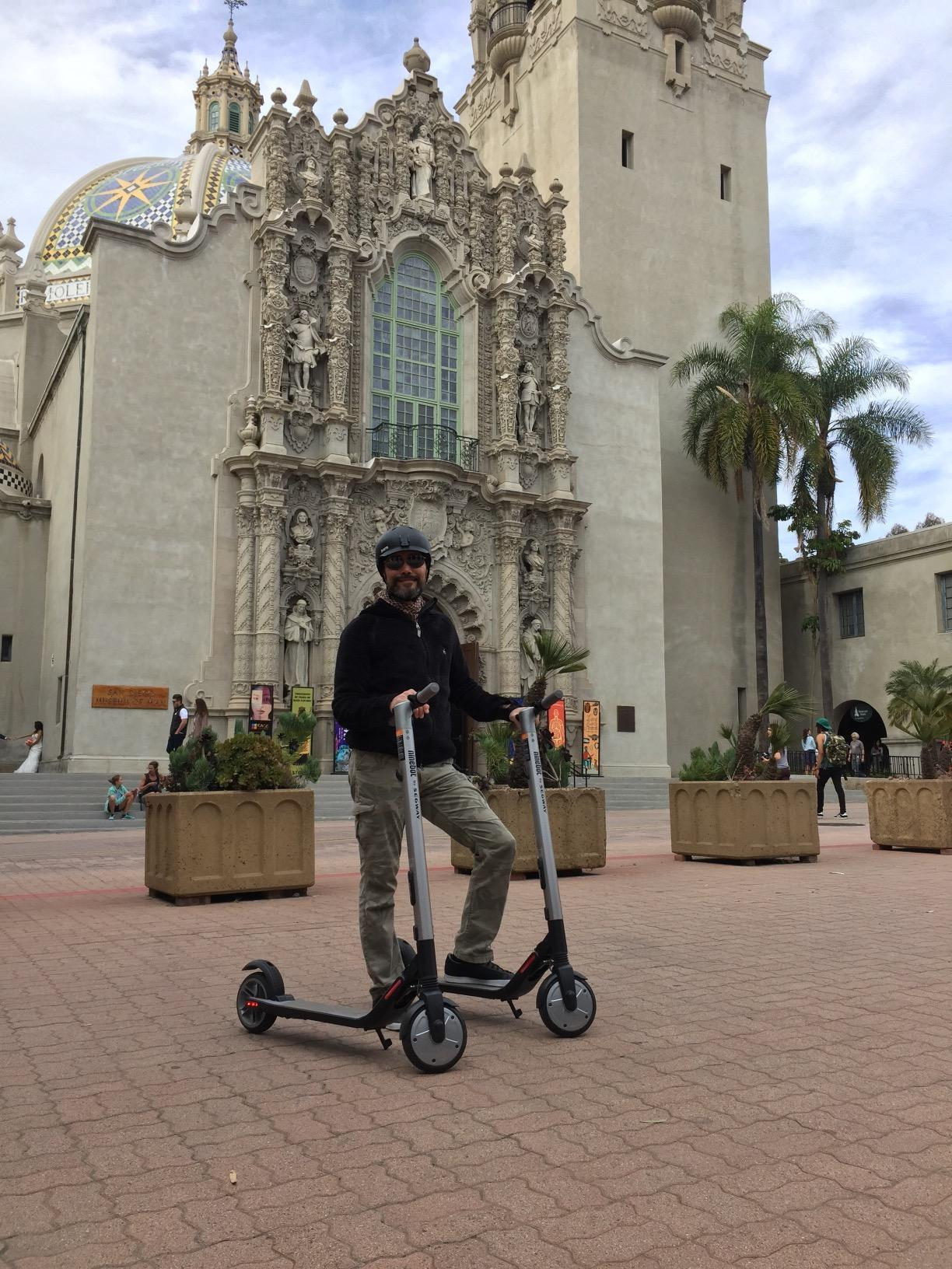 Ninebot By Segway SEGWAY ES2  eScooter- High Performance, 8