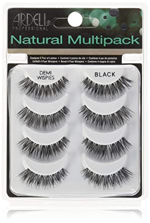 14ae069b5bc Ardell Multipack Demi Wispies Fake Eyelashes 2 Pack by Ardell: Amazon.co.uk:  Health & Personal Care
