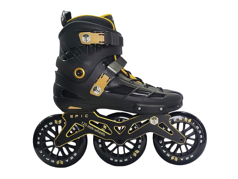 Epic Skates 125mm Engage 3-Wheel Inline Speed Skates