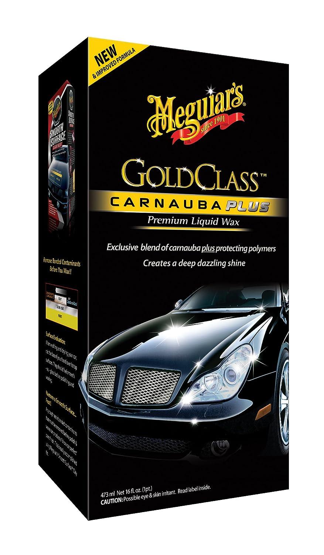 Meguiar's G7014J Gold Class Carnauba Plus Paste Wax - 11 oz. Meguiar' s