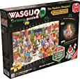Wasgij Christmas Jigsaw Puzzle (2 x 1000 Pieces)
