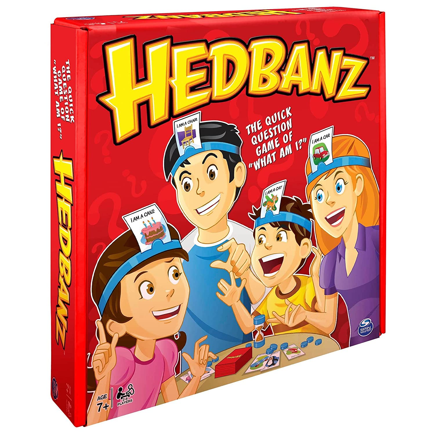 HedBanz Family Guessing Game O...