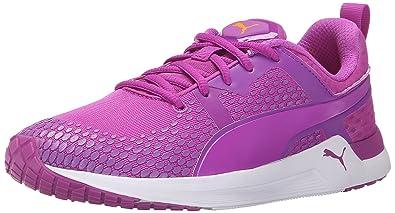 PUMA Women's Pulse XT 3-D New Running Sneaker, Purple Cactus Flower, 7