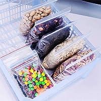 5-Count Habit XXL Storage Jumbo Sliding Lock Bags
