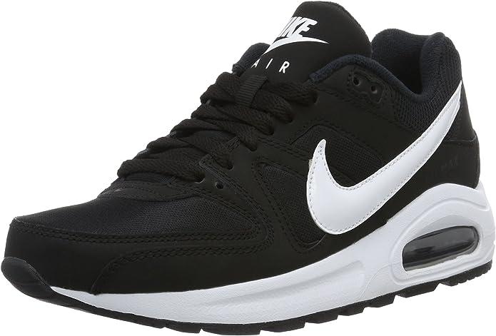 Nike Air Max Command Flex LTR 844346 011 , Black (Schwarz Weiß Weiß)