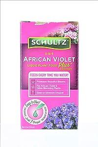 African Violet Food 4oz