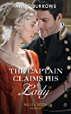 The Captain Claims His Lady (Mills & Boon Historical) (Brides for Bachelors, Book 3) (English Edition)