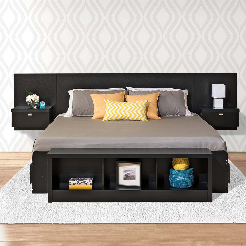 couch floating bed king platform frame magnetic with headboard reddit size blueprints