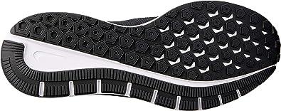Limpia el cuarto instructor Lírico  Amazon.com | Nike Air Zoom Structure 22 Black/White/Gridiron 6.5 | Road  Running