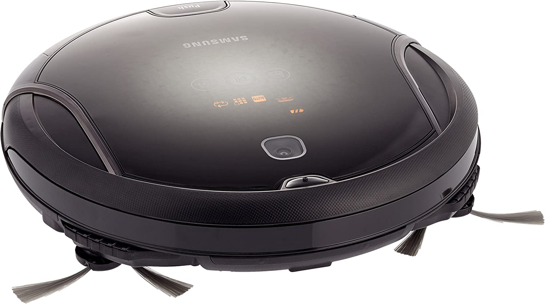 Samsung SR10F71 - Robot aspirador, 40 W, 60 dB, color negro ...