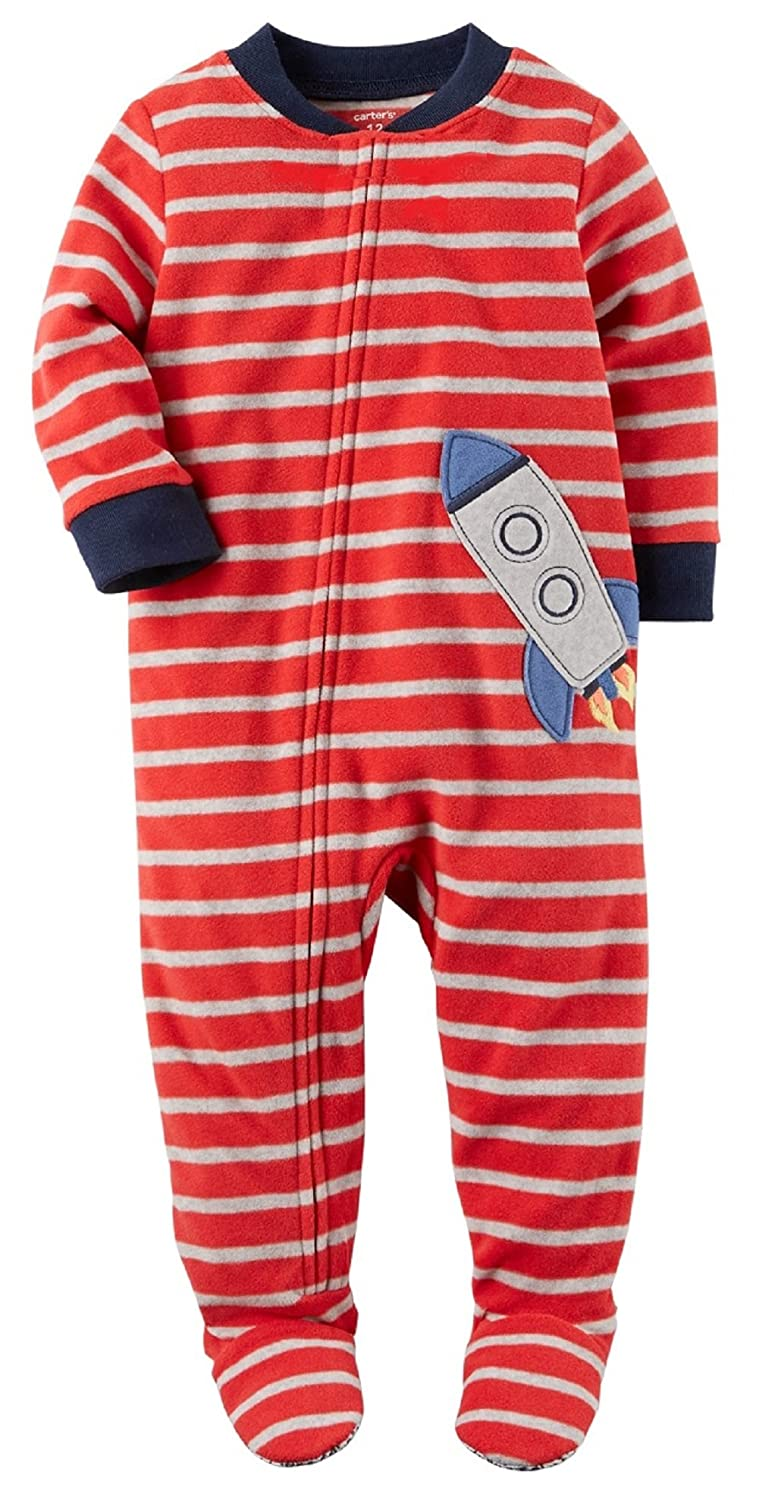 Carter's Boys' 1 Pc Fleece 367g091 Carters