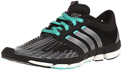super popular 11cc7 aa030 adidas Adipure Motion, Chaussures de Running pour Homme Noir  NoirargentéVert -