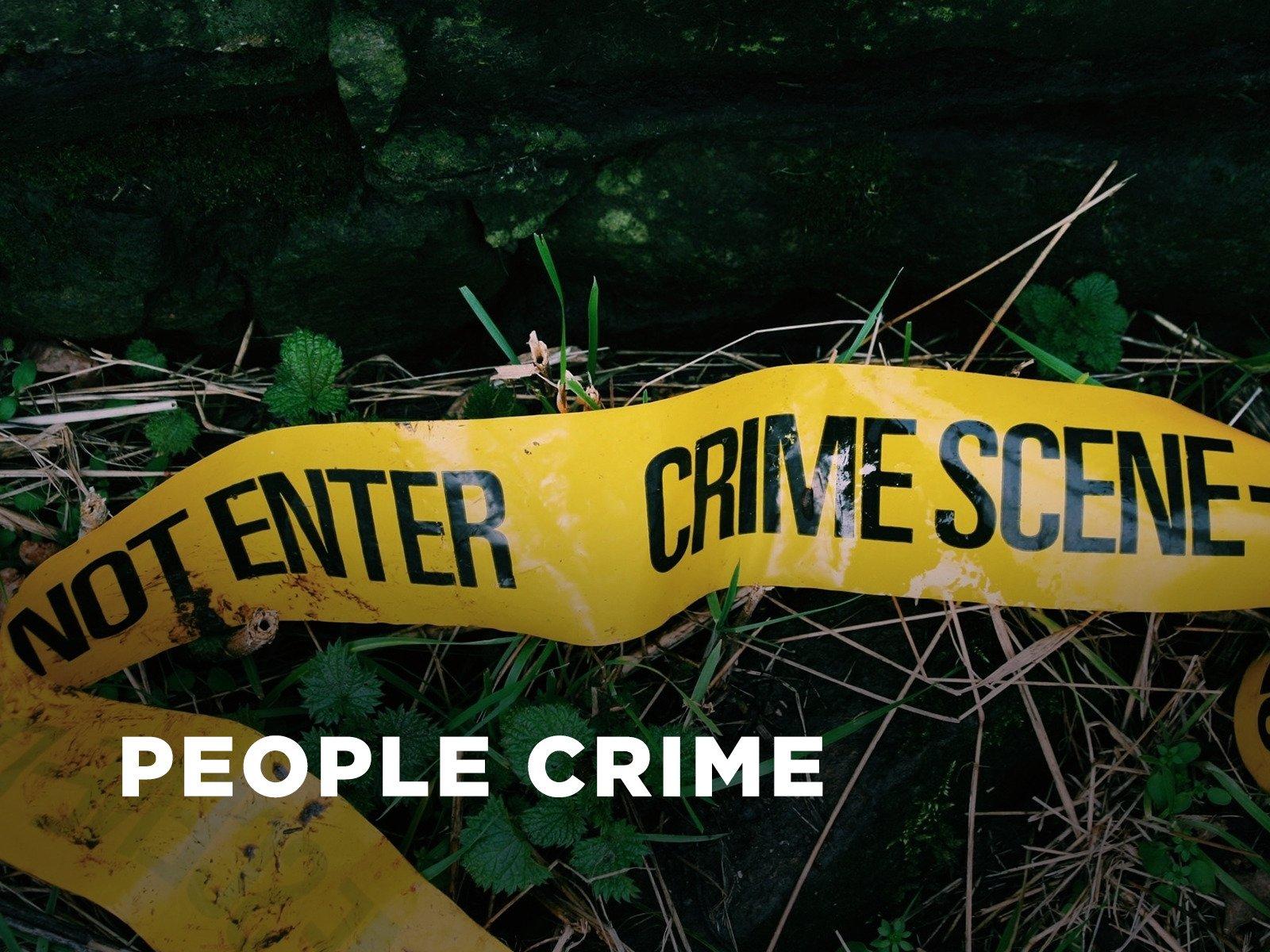 People Crime on Amazon Prime Video UK