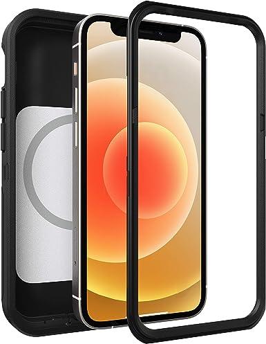 Otterbox Defender Xt Robuster Schutz Mit Magsafe Für Iphone 12 Mini Schwarz Ohne Einzelhandelsverpackung Elektronik