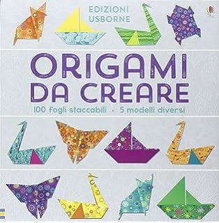Amazon.it  Guida completa agli origami. Ediz. illustrata - Ashley ... 009fe8998c3e
