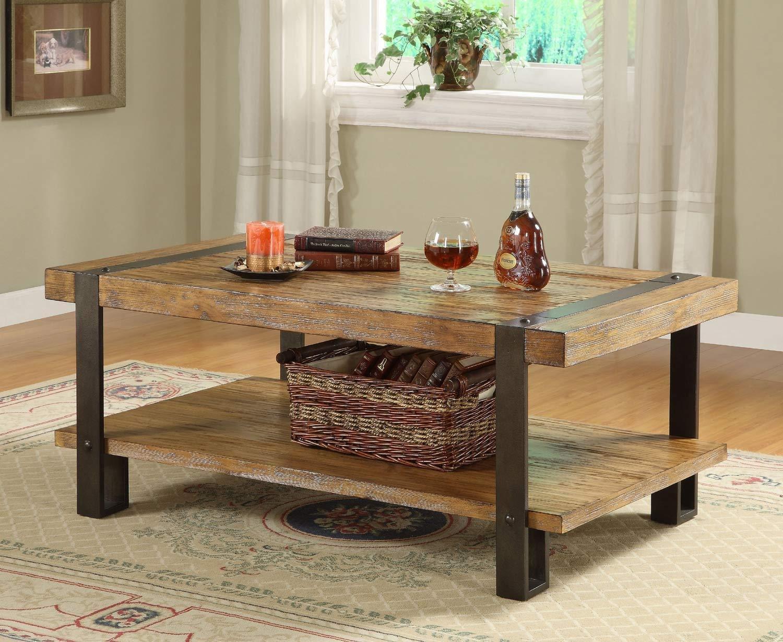 Amazon sierra rectangular cocktail table kitchen dining geotapseo Choice Image