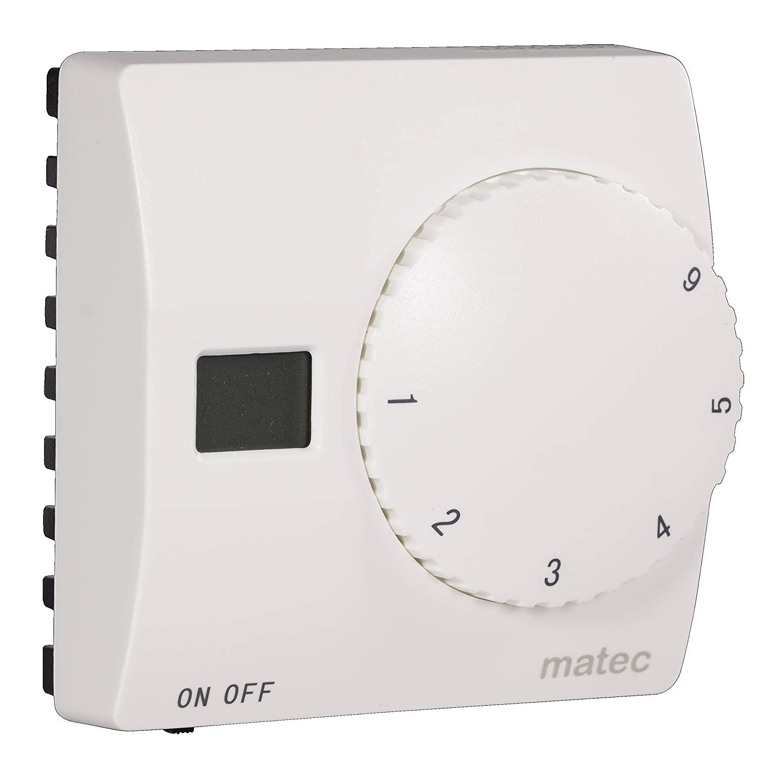 Matec Manual Thermostat RTS 01/A - Pack of 1: Amazon co uk