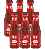 Taco Bell Sauce,fire, 7.5 Ounce, (Pack of 6)