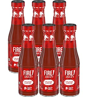 Amazon Com Taco Bell Glass Condiment Sauce Variety Pack 1 Verde 1 Mild 1 Hot 1 Fire 4 Ct Grocery Gourmet Food Select your state to find taco bell favorites like burritos, quesadillas, nachos, and tacos near you. taco bell glass condiment sauce variety