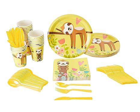 Amazon.com: Suministros para fiestas de animales, 24 ...