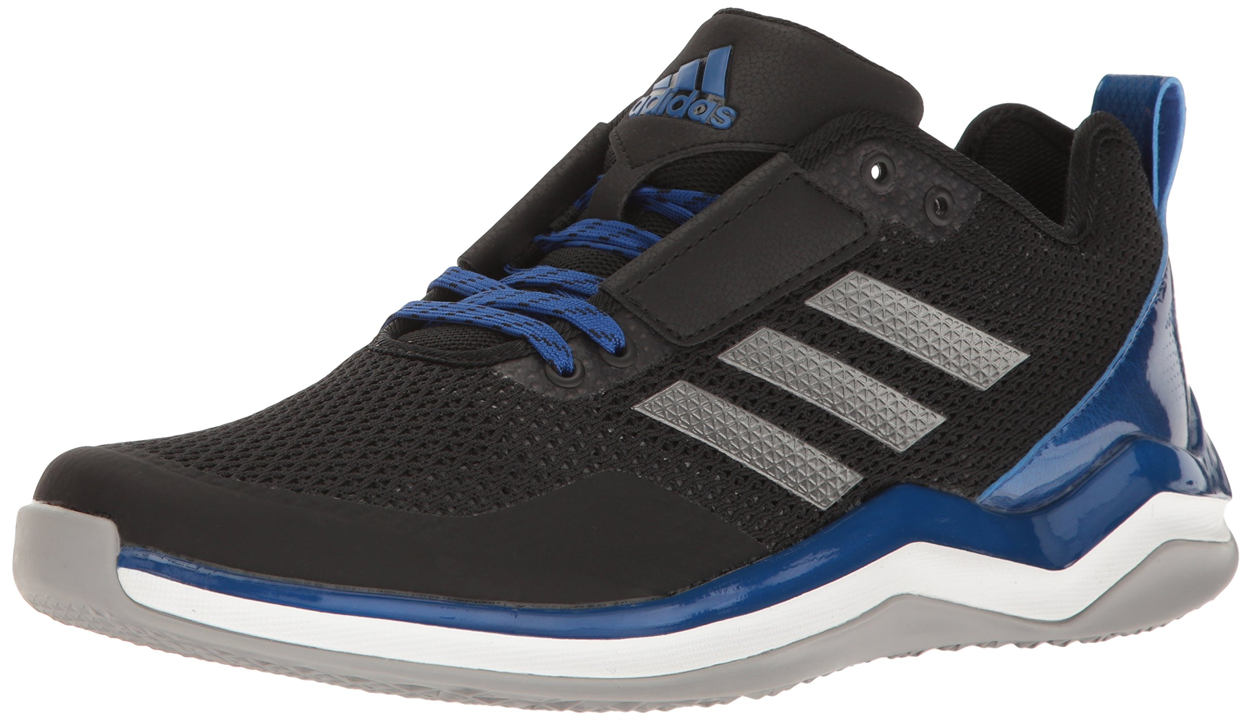 adidas Performance Men's Speed Trainer 3.0, Core Black, Iron Met, Collegiate Royal, 9 M US by adidas
