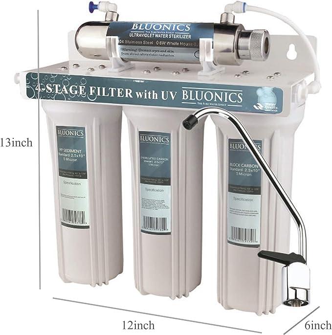 200 – 240 V luz ultravioleta UV purificador de agua potable ...
