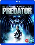 Predator (Ultimate Edition) [Blu-ray] [1987]
