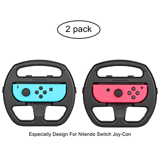 49 opinioni per Bestico Steering Wheel per Nintendo Switch, Volante Racing per Joy-Con