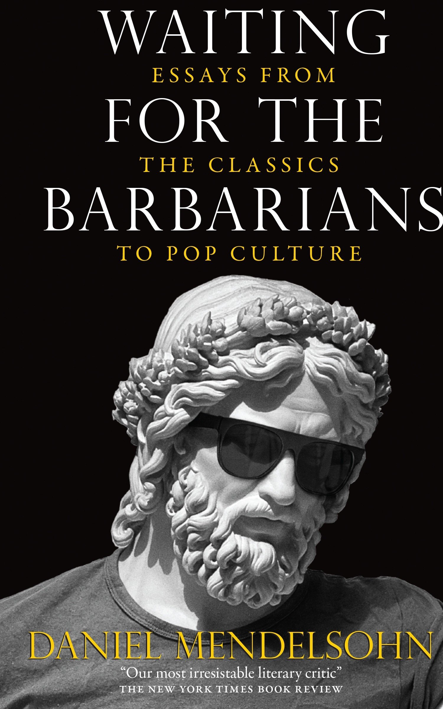 High School Essays Examples Waiting For The Barbarians Essays From The Classics To Pop Culture Daniel  Mendelsohn  Amazoncom Books What Is A Thesis Statement In A Essay also English As A Global Language Essay Waiting For The Barbarians Essays From The Classics To Pop Culture  Yellow Wallpaper Essays