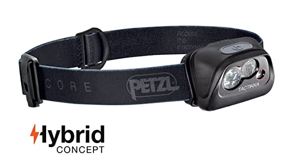Review Petzl TACTIKKA CORE 350